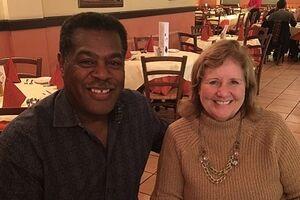 Reverend Charles Graham and Reverend Sherrie Hadden
