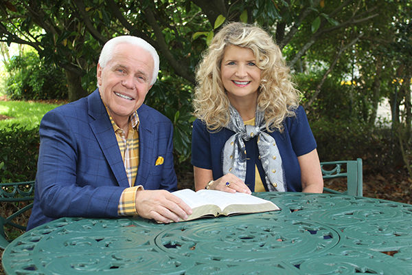 Drs Jesse and Cathy Duplantis